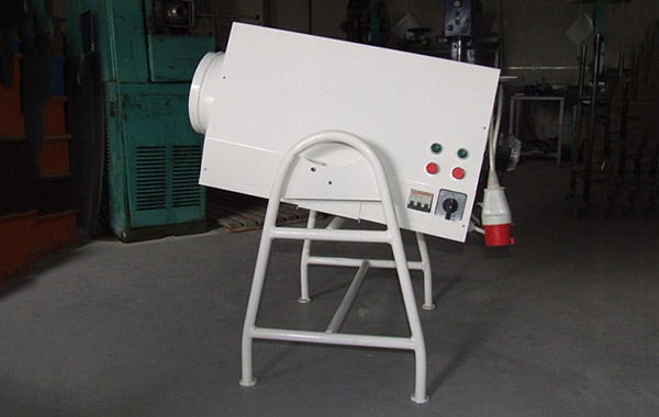Heat Generating Cannon 30KW