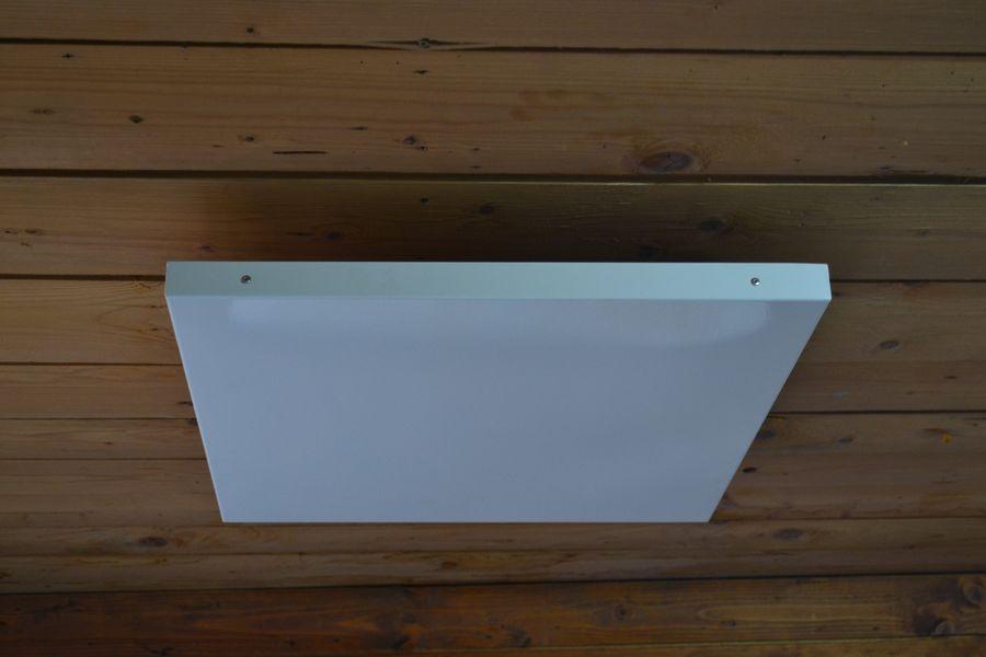 Panou radiant pentru celulele de tavan fals 02