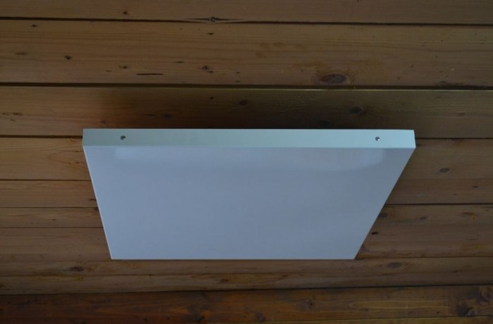 Radiant Panels For The Cells Of False Ceiling