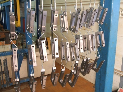 Galvanisatione, nickel plating, brass plating, zinc plating 03