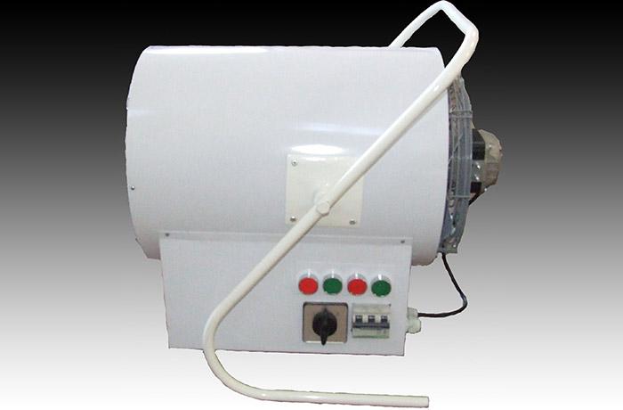 Tun generator de caldura 10 KW
