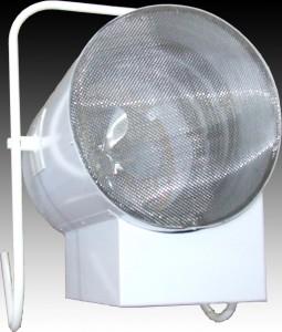 Tun generator de caldura industrial 10kw