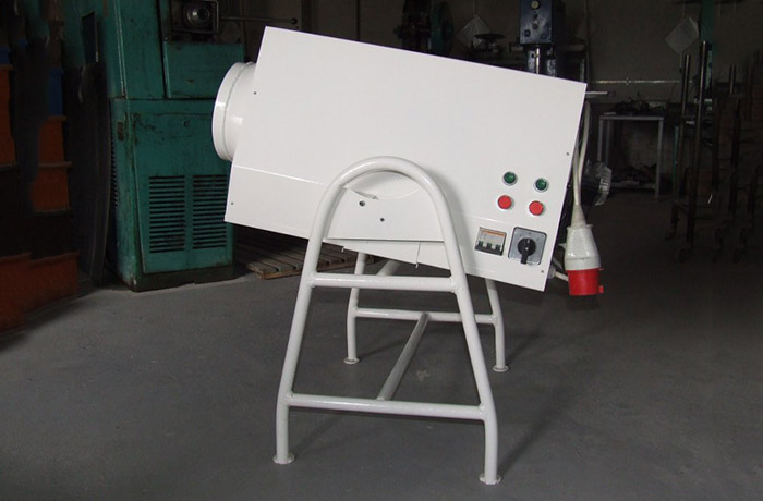 Heat Generating Cannon 30KW